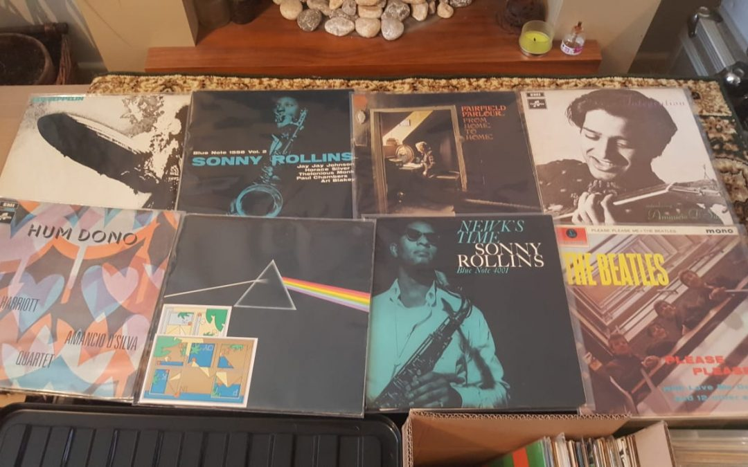 WHERE CAN I SELL VINYL RECORDS