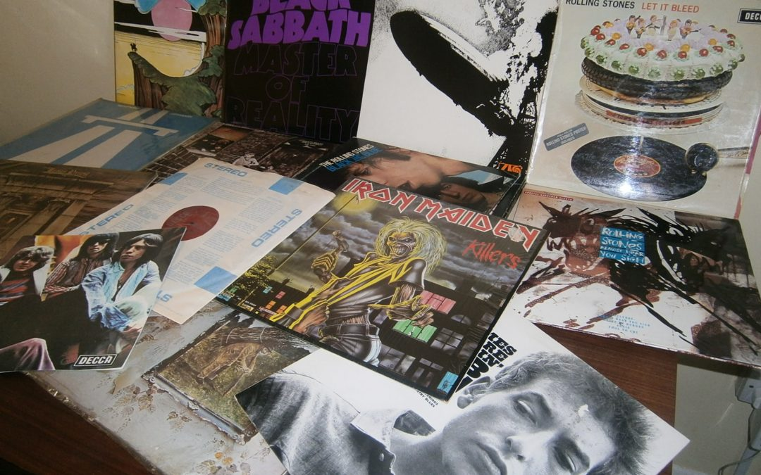 WHAT OLD RECORDS ARE WORTH MONEY
