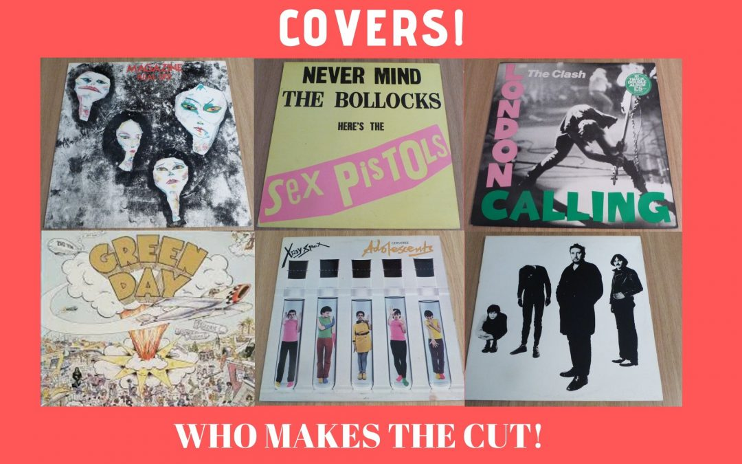 The Best Punk LP Covers Ever!