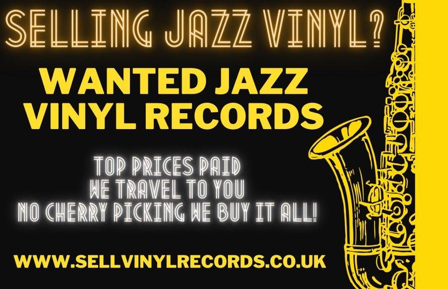 Sell Jazz Vinyl Records