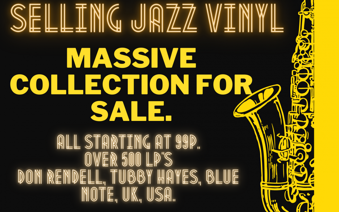 Sell Jazz Vinyl Records